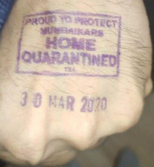 Dixit, P. (2020). India Is Marking People It Wants Quarantined With Stamps They Can't Wash Off. Available at: https://www.buzzfeednews.com/article/pranavdixit/india-corona-virushand-stamps (dostęp z 12.05.2020).