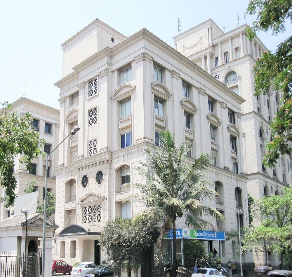 Jeden z budynków Athena School of Management, Mumbaj, Indie. FOT. ATHENA
