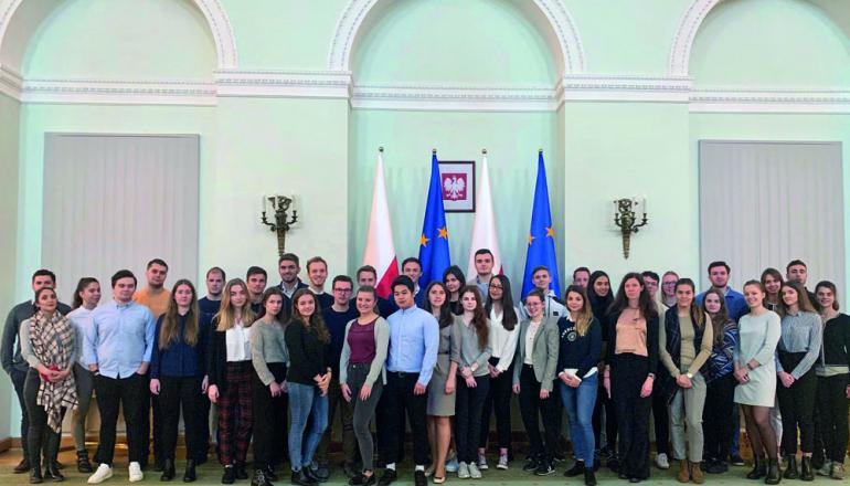 Warsaw Course Week