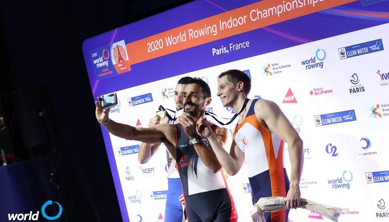 Zwykły student SGH… z medalem mistrzostw świata! FOT. © DETLEV SEYB / MYROWINGPHOTO .COM