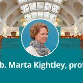dr hab. Marta Kightley, prof. SGH