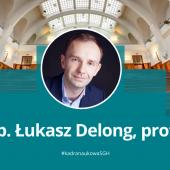 Prof. Łukasz Delong