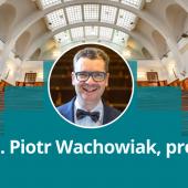 prof. Piotr Wachowiak