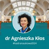 dr Agnieszka Kłos