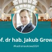prof. dr hab. Jakub Growiec