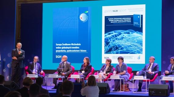 SGH na XXIX Forum Ekonomicznym w Krynicy-Zdroju