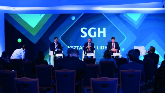 Wyjątkowe Forum Ekonomiczne w… Karpaczu. FOT. ARCHIWUM SGH/PAWEŁ GOŁĘBIOWSKI