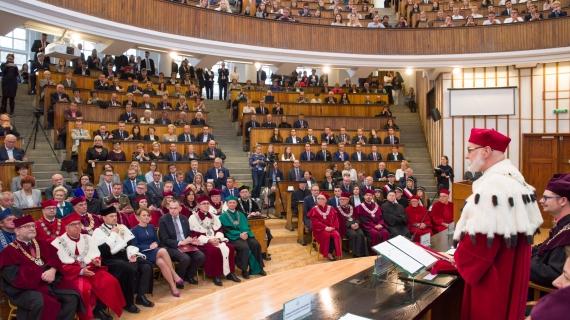 Inauguracja roku akademickiego 2018/2019 w SGH