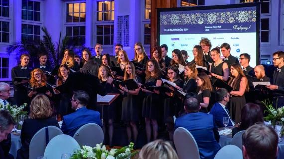 Noworoczna Gala Klubu Partnerów SGH